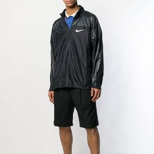 Nike Running Mens Long Sleeve Windbreaker Jacket